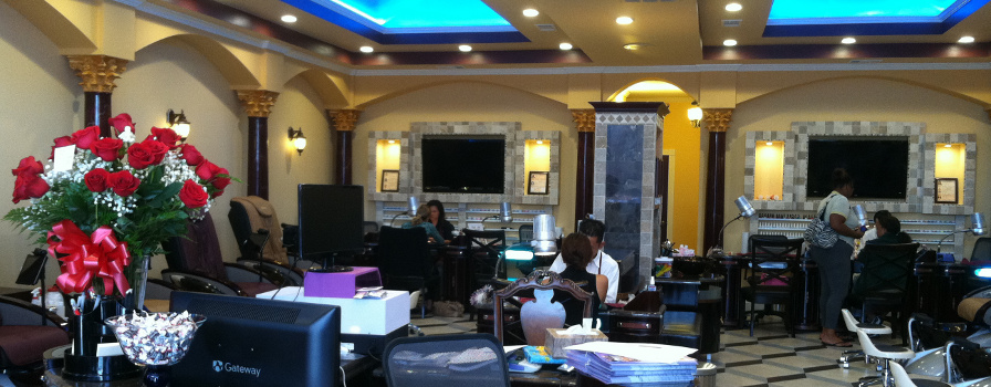 Venetian nails palace a five star experience not a five for 5 star nail salon